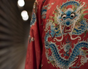 """From Stage to Museum. Chinese Opera Costumes"" Itinerant Exhibition at The Rooftile and Brickworks Museum"