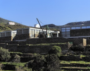 Announcement for the operation of the Museum of Marble Crafts, on the island of Tinos