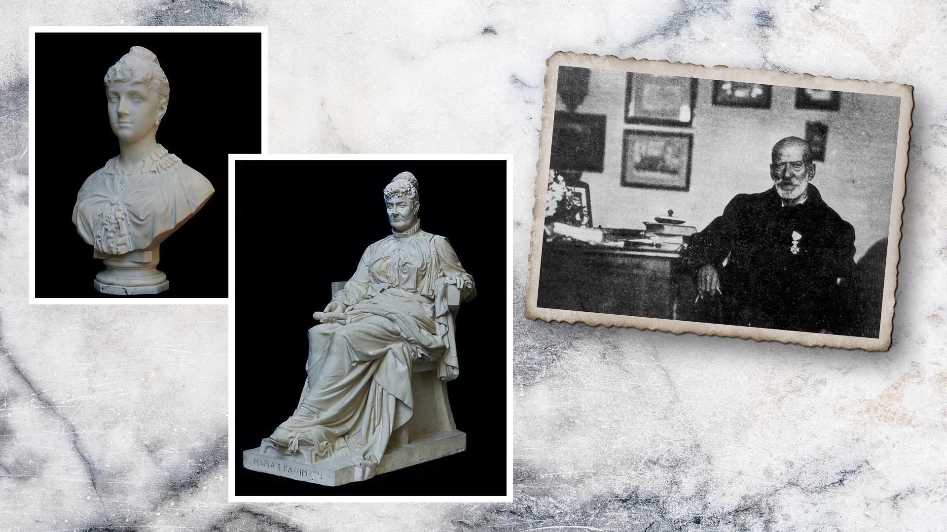 38770d584 Εγκαίνια της έκθεσης «Δημήτριος Φιλιππότης Τήνιος εποίει» στο Μουσείο  Μαρμαροτεχνίας